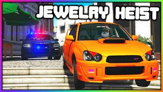 GTA 5 Roleplay - Stealing From Robbers (Insane Heist) | RedlineRP