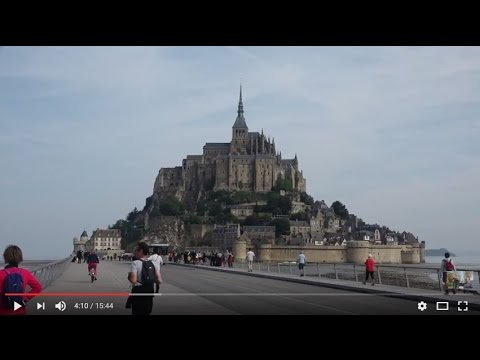 France, Frankreich - Normandie -  Mont Saint Michel 2016