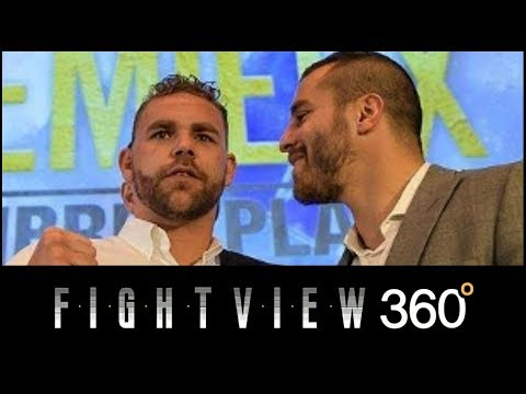 SAUNDERS VS LEMIEUX FINAL PRESS CONFERENCE LIVE REVIEW! WHERE DOES WINNER GO? CANELO V GGG 2 PREVIEW