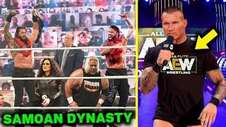 Randy Orton Leaves WWE For AEW & Roman Reigns New Samoan Dynasty - 5 Huge Leaked WWE Rumors For 2020