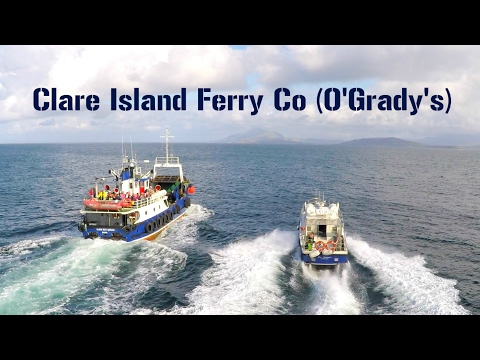 Clare Island Ferry Co (O'Grady's) - Welcome