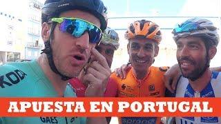 Con los pros de Portugal | Ibon Zugasti