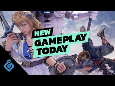 New Gameplay Today – Soulcalibur VI
