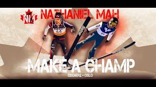 Nathaniel Mah Make A Champ Campaign