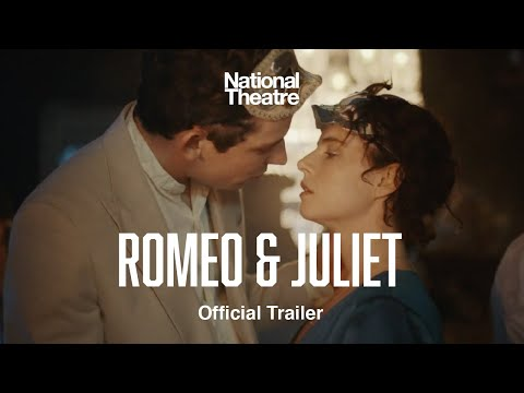 Official Trailer: Romeo & Juliet with Josh O'Connor and Jessie Buckley | April 2021