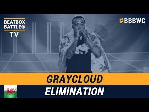 Graycloud from Welsh - Men Elimination - 5th Beatbox Battle World Championship