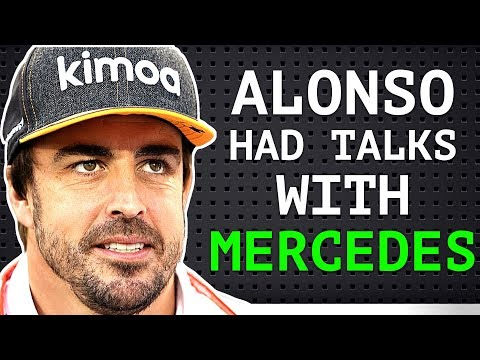"Alonso Gives His Conditions For F1 Comeback - Verstappen ""Better Chassis Than Ferrari"""