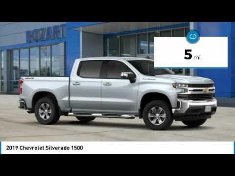 2019 Chevrolet Silverado 1500 19-220