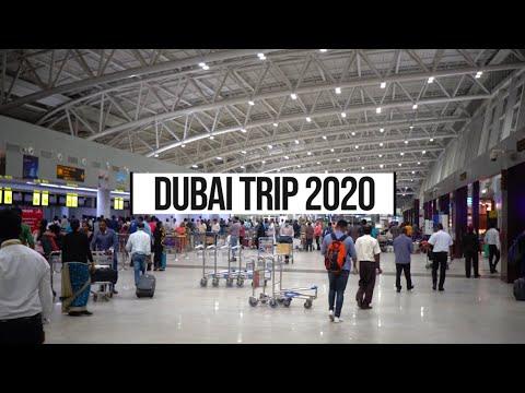 DUBAI TRIP 2020 | The Palm Atlantis, Desert Safari & Dhow Cruise | Chennai – Dubai 2020