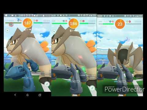 【Pokemon Go】雙打代拉基翁最低要求?(多雲)