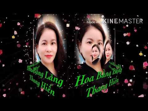Hoa Bằng Lăng - Thang Hiến