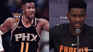 This Is Why Deandre Ayton CANCELED All Future Workouts After Meeting With The Phoenix Suns