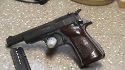 Star Firearms  F series .22lr project