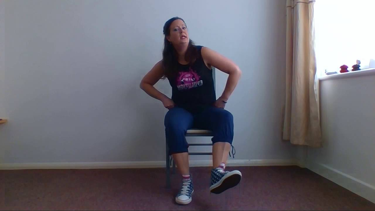 chair exercise justin timberlake kidkraft vanity and seated dancing country western exercises for seniors youtube