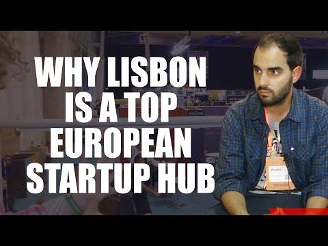 Why Lisbon Is a top European Startup Hub | Via News Interview 003