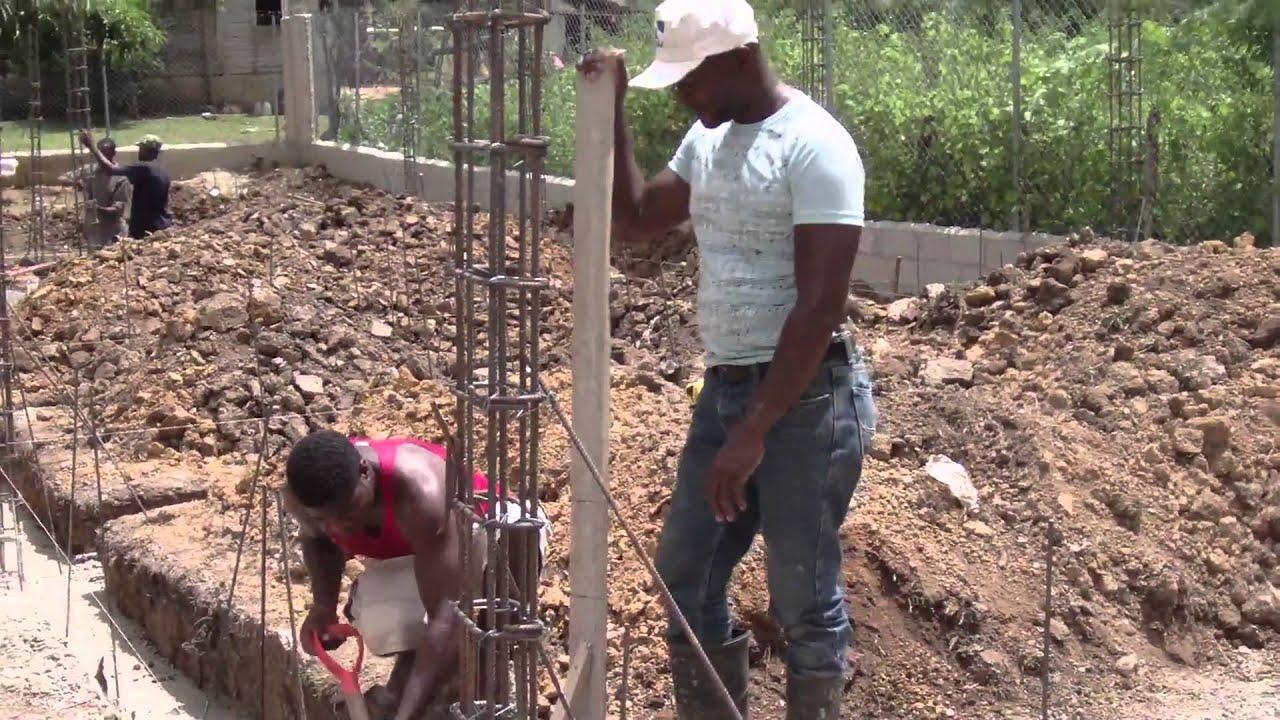 La zapata proyecto construcci n de casa youtube - Casa de materiales de construccion ...
