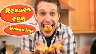 Reese's Egg Unboxing