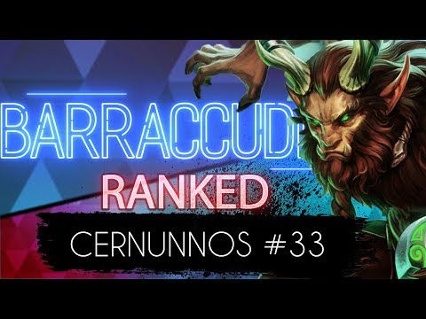 Cernunnos #33 | Hungry For A Win....And In General