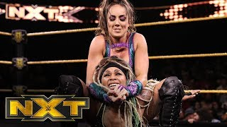 Kayden Carter vs. Chelsea Green: WWE NXT, Feb. 19, 2020