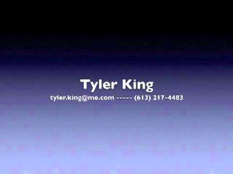 Tyler King Radio Hockey Play by Play Sample 2