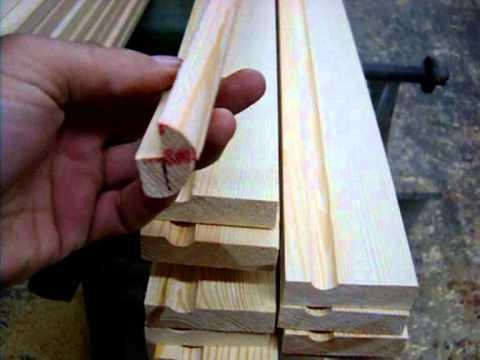 Come fare una cornice in legno youtube - Finestre fai da te ...