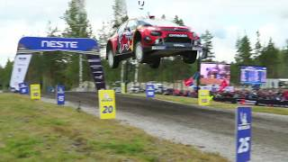 2019 Rally Finland - Highlights