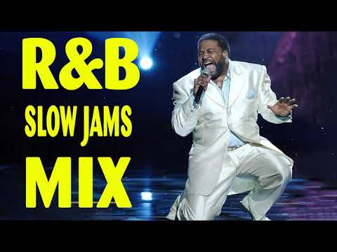 Gerald Levert, TROOP, Ready For The World, S.O.S Band, Joe, Keith Sweat   80S 90S R&B SLOW JAMS MIX