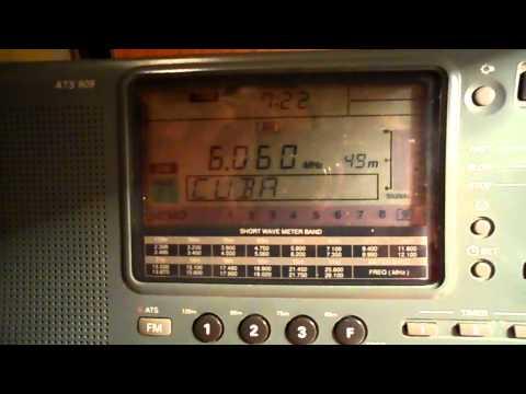 DX unlimited of radio Havana.