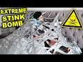 DUCT TAPE PRANK GONE WRONG!! ⚠️🤢(EXTREME STINK BOMB)