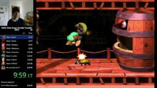 Donkey Kong Country 3 - 105% Speedrun in 2:07:33