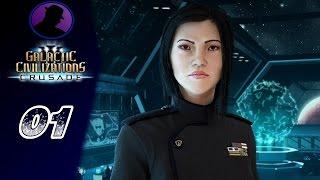 Скачать Let S Play Galactic Civilizations III Crusade Ep 1 Tutorial Gameplay