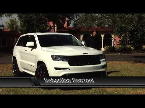 2013 Jeep Grand Cherokee SRT8 4x4 Review by Voxel Group - Garage TV