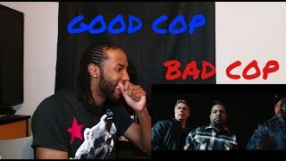 Ice Cube - Good Cop Bad Cop ( Official Video ) Reaction!!