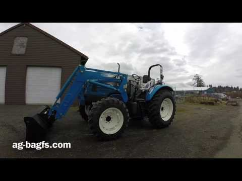 LS P7040 97 HP Tractor Preview