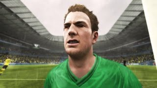 Fifa 15 FAILS, GLITCHES & BUGS: Next Gen Goalkeepers | Fail Compilation Thumbnail
