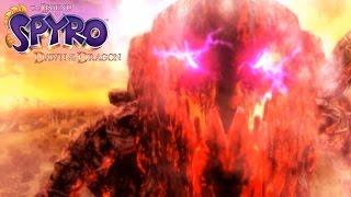 The Destroyer | The Legend of Spyro: Dawn of the Dragon | 100% Walkthrough Part 08