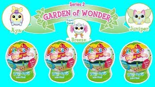 New! Orbeez Wow World Series 2 Garden of Wonder Magic Globes!