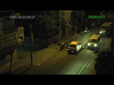 CCTV footage | Real Ghost shot on CCTV footage in Bangalore