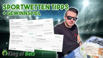 Fußball Tipps für die englische Woche 16.06.2020 + Gewinnspiel   King of Bets Sportwetten Tipps