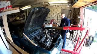 видео Замена двигателя Опель