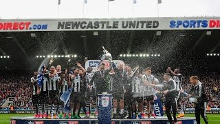 Newcastle United | How the title was won