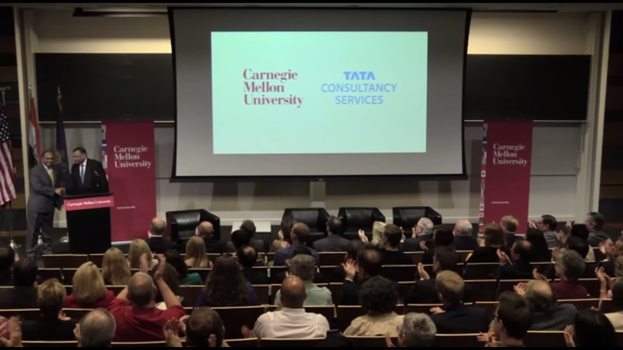 Historic Gift from TCS - Full Announcement