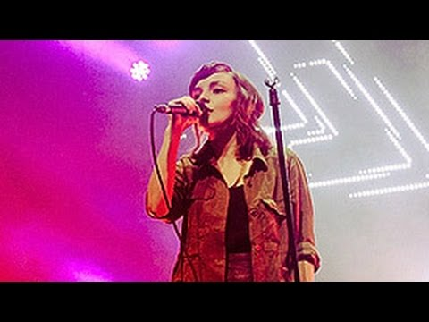 Night Sky (The Forum London) CHVRCHES Live