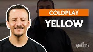 Yellow - Coldplay (aula de baixo)