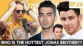 The Try Guys Rank The Jonas Brothers - The TryPod Ep. 26