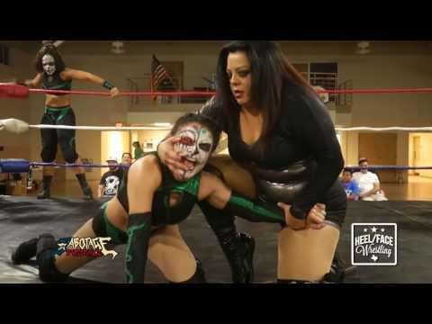 Texas Wrestling Federation 5/12/17 Twisted Sisterz v RazeCray