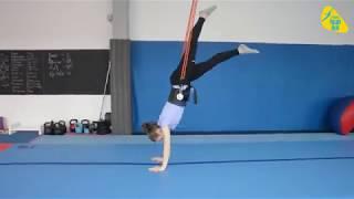 Акробатические дорожки и гимнастические маты TimeTrial AIR
