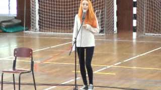 Cover - Liliana .P - All i could do was cry ( Church Bells ) - Beyonce - Etta James