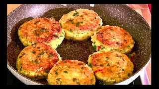 Chickpeas Burger-Spicy chickpea patties with plain jogurt Dip-Recipe from Kitchen Basics