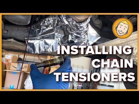Porsche Chain Tensioner Install  |  Boxster 986 911 996